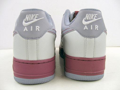 Womens Nike Air Force 1 Metallic Platinum