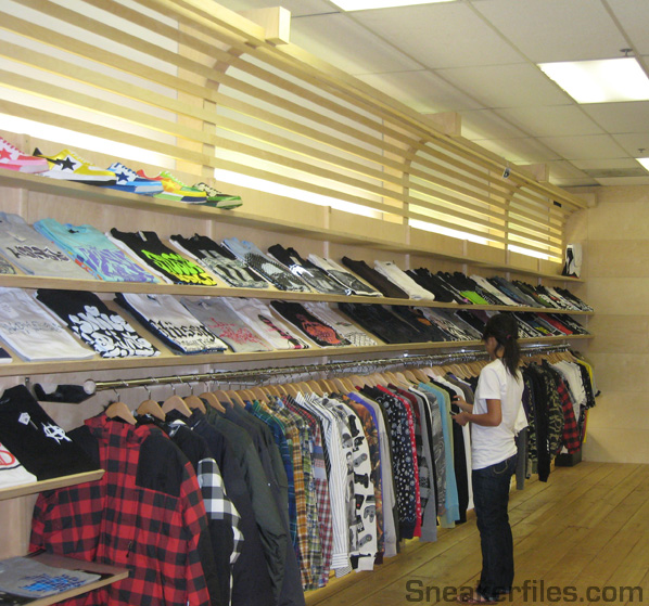 Sneaker/Clothing Boutique Feature: Beatnic - Fullerton, CA