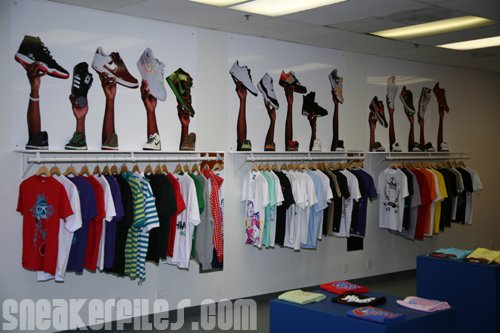 Labels in Cerritos CA. Feature