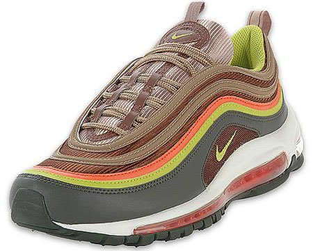 Nike Air Max 97 Blur Bright Cactus Rustic Dark Army  47d7687e3