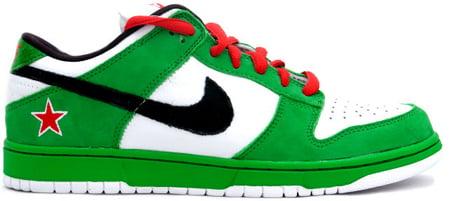 Nike Sb Shoes Heineken