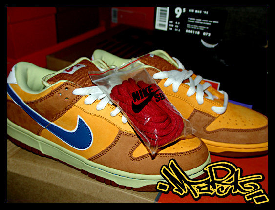 Nike Dunk SB Low New Castle Detailed Look