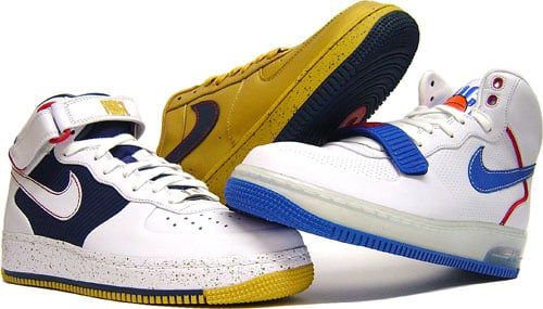 Nike Air Force 1 Charles Barkley Pack at Purchaze