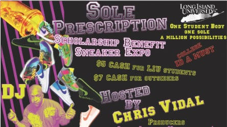 Sole Prescription: Long Island University Scholarship Fund