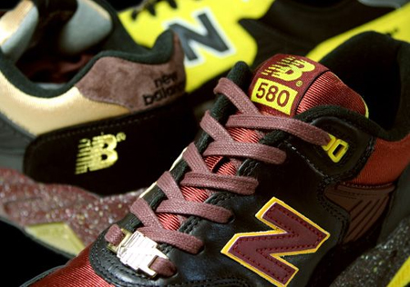 New Balance MT580 x Undefeated x Stussy x Real Mad Hectic