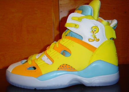 Adidas Eqt B-ball High Looney Toons Tweety Bird