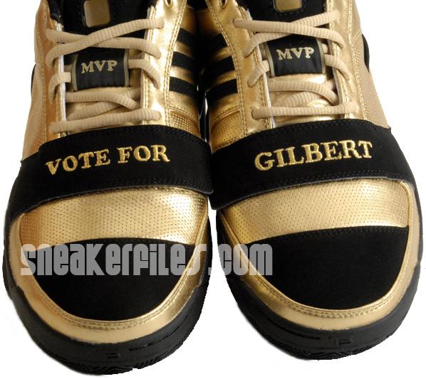 Adidas TS Lightswitch GIL II Zero x Vote For Gilbert
