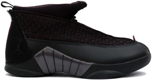 air jordan retro 15 black varsity red