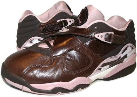 reputable site ff825 dab5a Air Jordan 8 Retro Cinder Womens Low Detailed Look ...