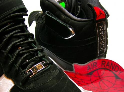 Air Jordan Force 12 Fusion Playoffs