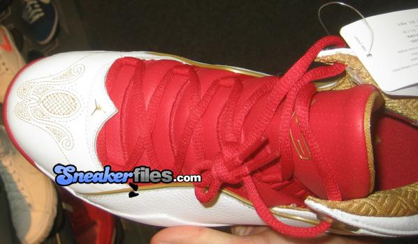 Air Jordan 9 + 10 = Olympian