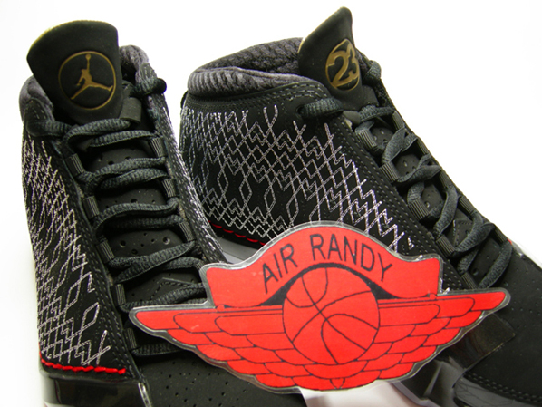 Air Jordan XX3 (23) Black/Red Detailed Look