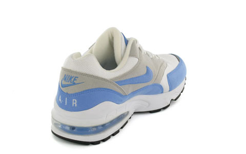 Nike Air Burst Retro - Grey/Blue
