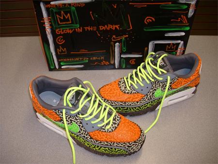 Sneakerfiles Exclusive Crispy Clean Custom Nike Air Max 90