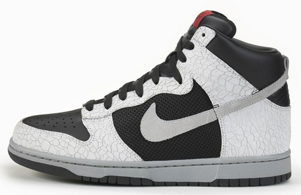 2008 Nike Dunk Low and High