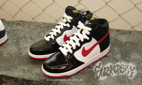 Brazil Exclusive Nike Dunk Hi and Low