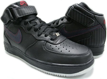 Nike Air Force 1 Mid CB Houston Rockets Black/Obsidian