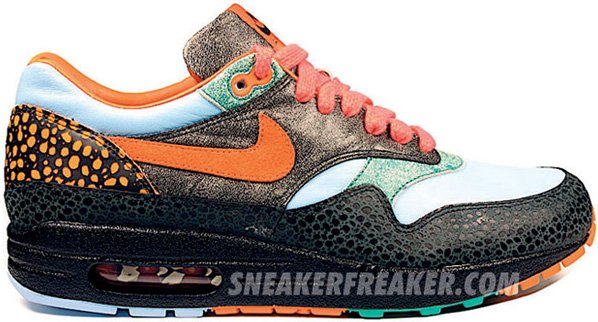 Nike Air Max 1 Tech Pack Safari