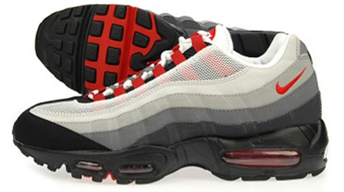 Nike Air Max 95 JD Sports Chili