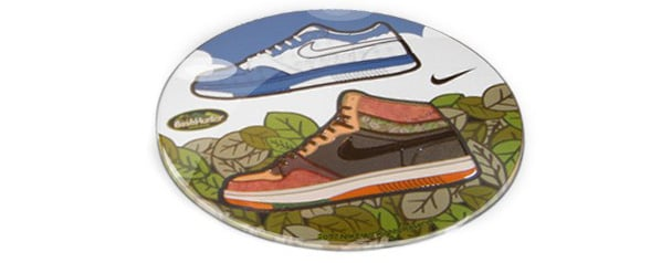 Nike Court Force Ryo The Skywalker Earth and Sky Detailed Look