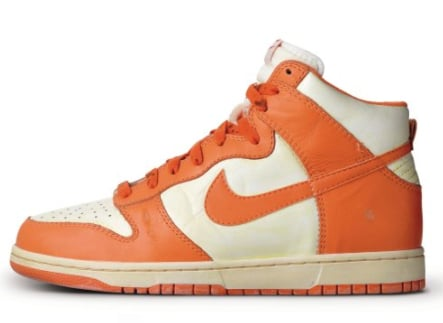 Nike Dunk High Be True: The College Colors Program Vintage
