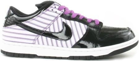 Nike Dunk SB Low Avenger Purple Patent Leather