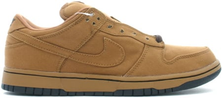 Nike Dunk SB Low Carhartt Brown