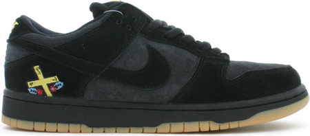 Nike Dunk SB (SP) Low Chocolate