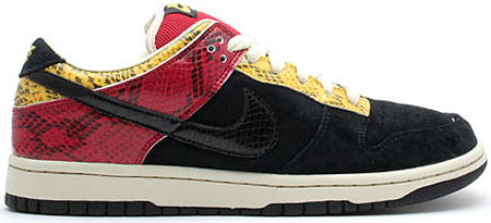 Nike Dunk SB Low Coral Snake