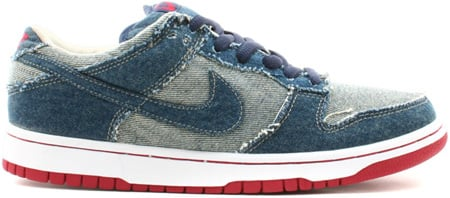 info for f1639 90504 Nike Dunk SB Low Denim Reese Forbes