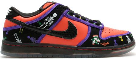 Nike Dunk SB Low Dia De Los Muertos