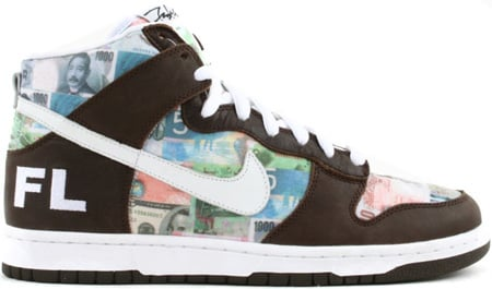 Nike Dunk SB High FLOM