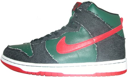 Nike Dunk SB High Gucci