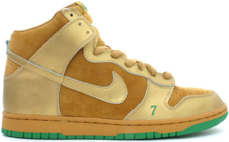 Nike Dunk SB High Lucky