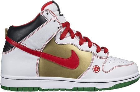 Nike Dunk SB High Money Cat Feeling Lucky