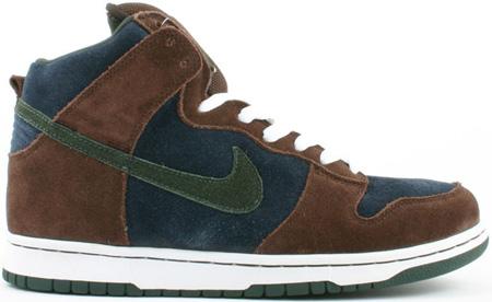 Nike Dunk SB High Paul Brown