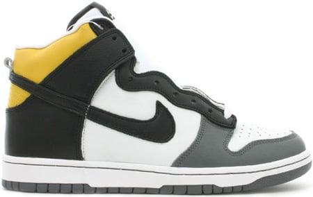 Nike Dunk SB High Shimizu - Skull