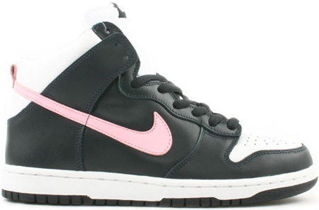 Nike Dunk SB High Shy Pink