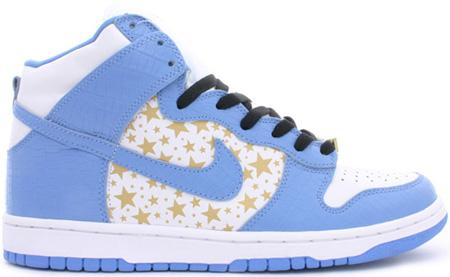 Nike Dunk SB High Supreme Blue