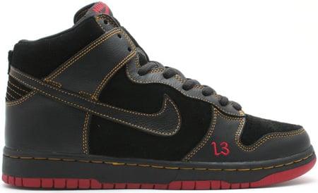 Nike Dunk SB High Unlucky