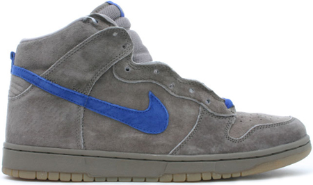 Nike Dunk SB High Iron