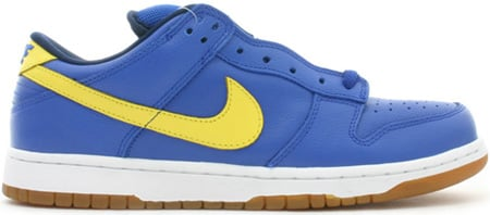 nike dunk low boca jr