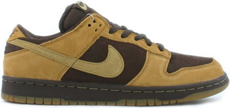 Nike Dunk SB Low Brown Pack