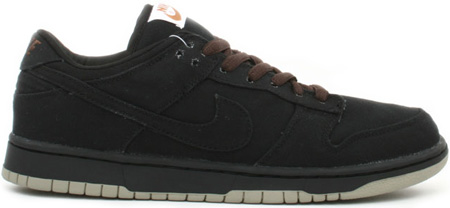 Nike Dunk SB Low Carhartt Black