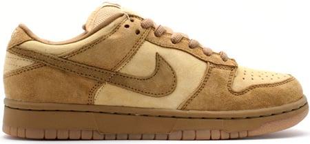 Nike Dunk SB Low Wheat Forbes