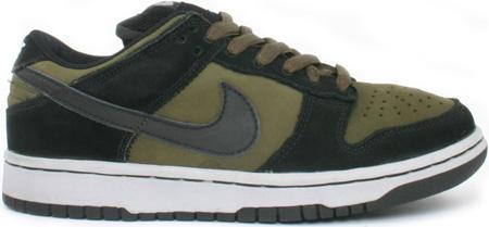 Nike Dunk SB Low Loden