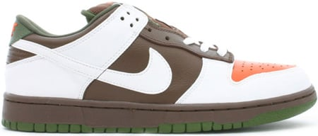 Nike Dunk SB Low Oompa Loompa