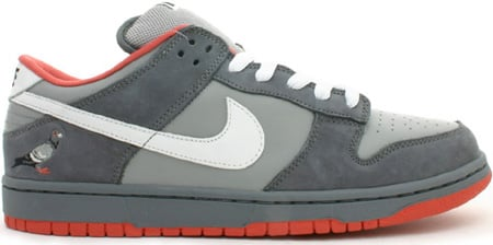 timeless design 0d4a5 2e66f Nike Dunk SB Low Pigeon NYC