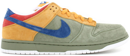 Nike Dunk SB Low Puf N Stuff