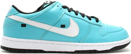 Nike Dunk SB Low Tokyo Taxi Blue